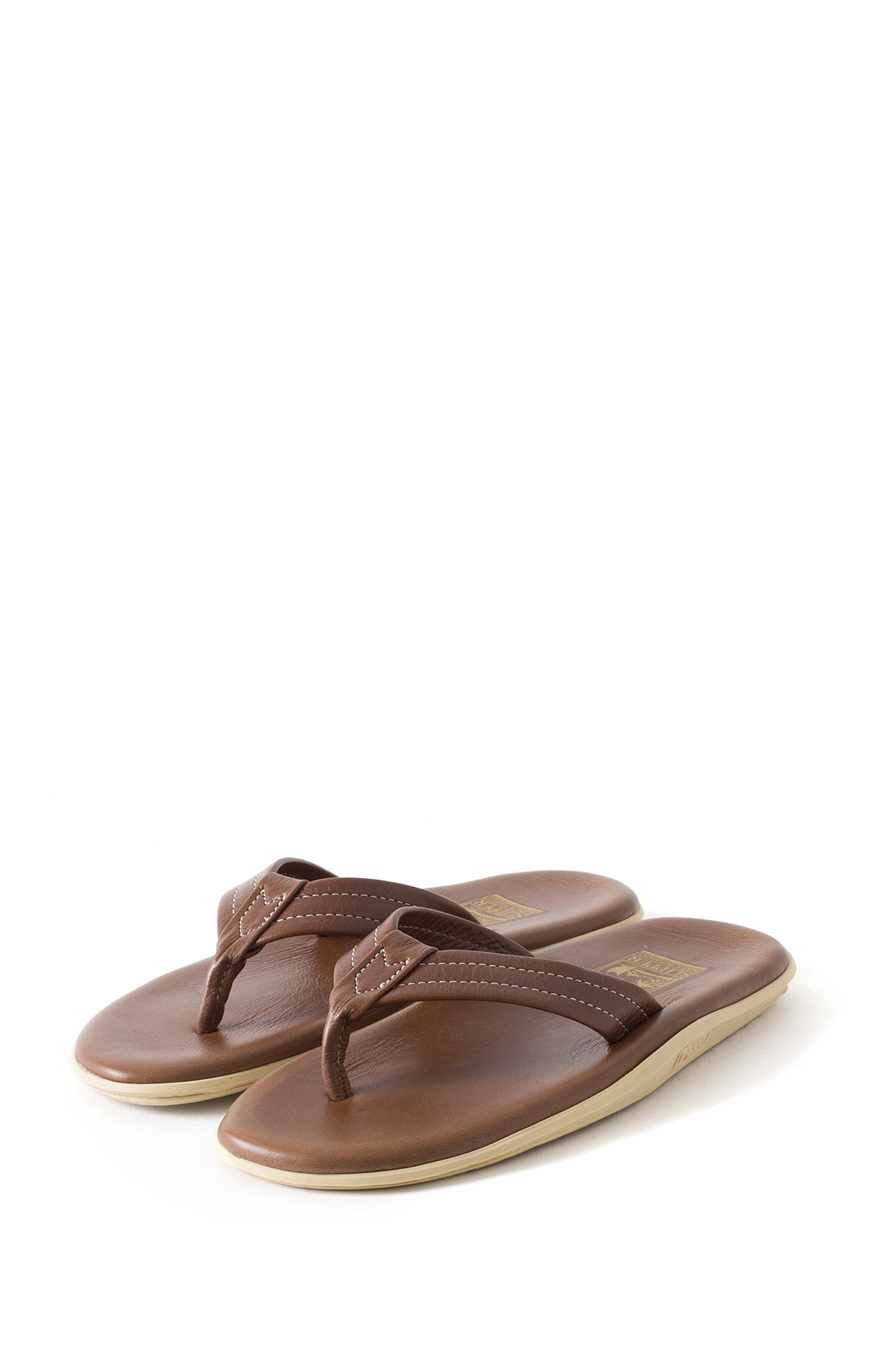 ISLAND SLIPPER : PT202 (Natural / Buff)
