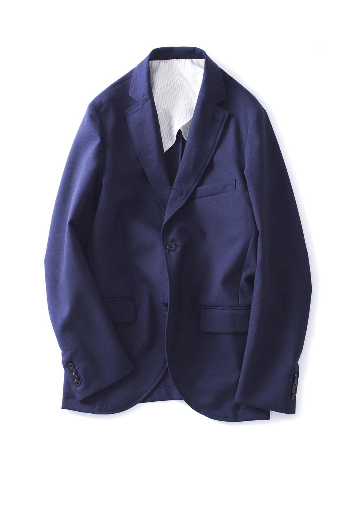 EHS : Tailored Jacket (Navy)