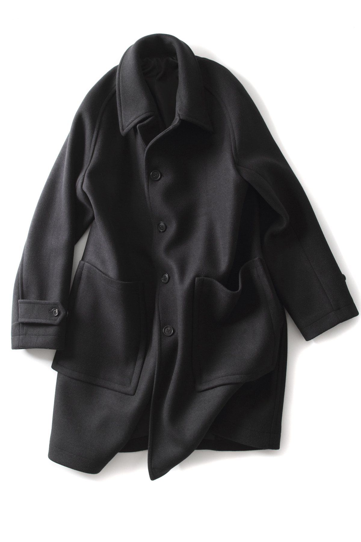 BIRTHDAYSUIT : Leck Coat (Black)
