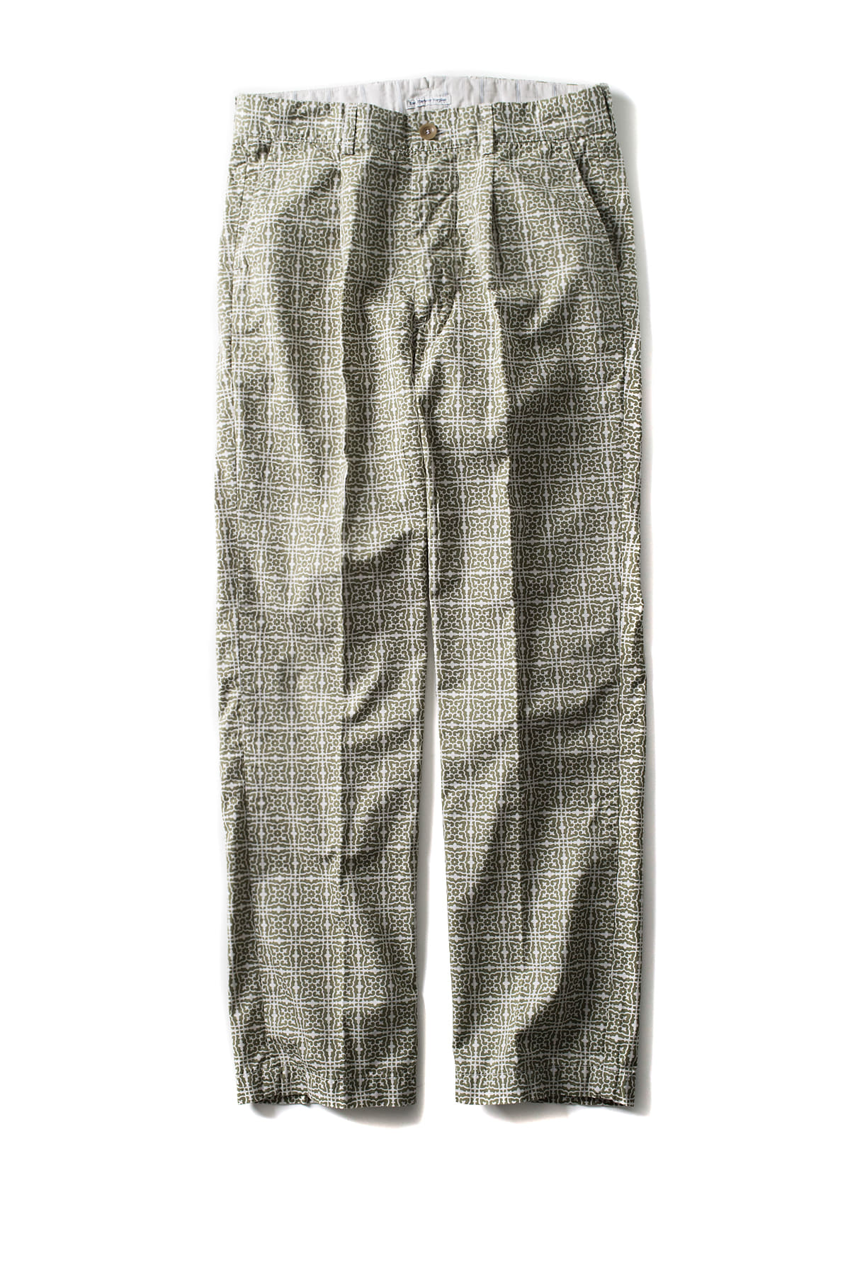 East Harbour Surplus : Allen Pants (Pattern Green)