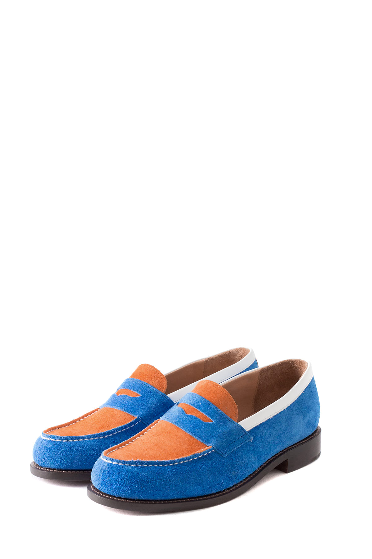 Hender Scheme : Typical Color Exception Loafer (Blue)