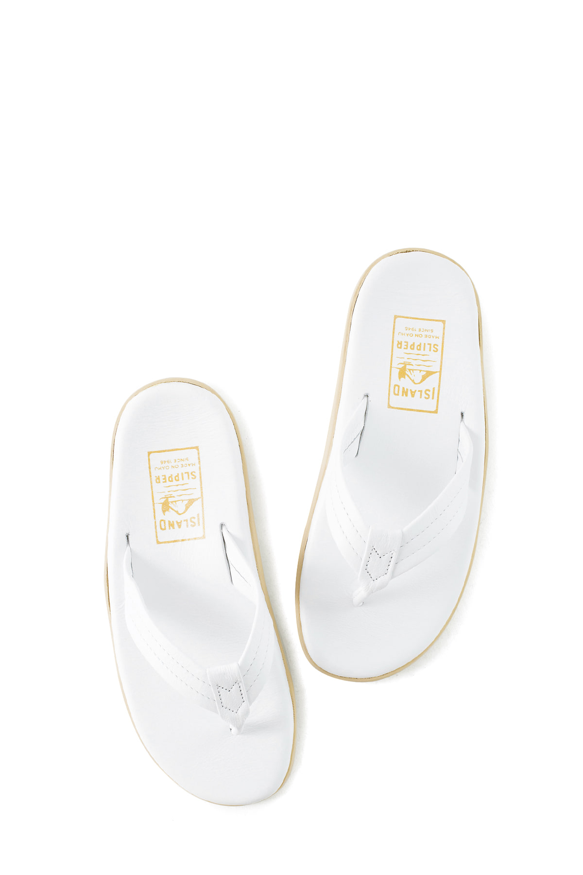 ISLAND SLIPPER : PT202 (White)
