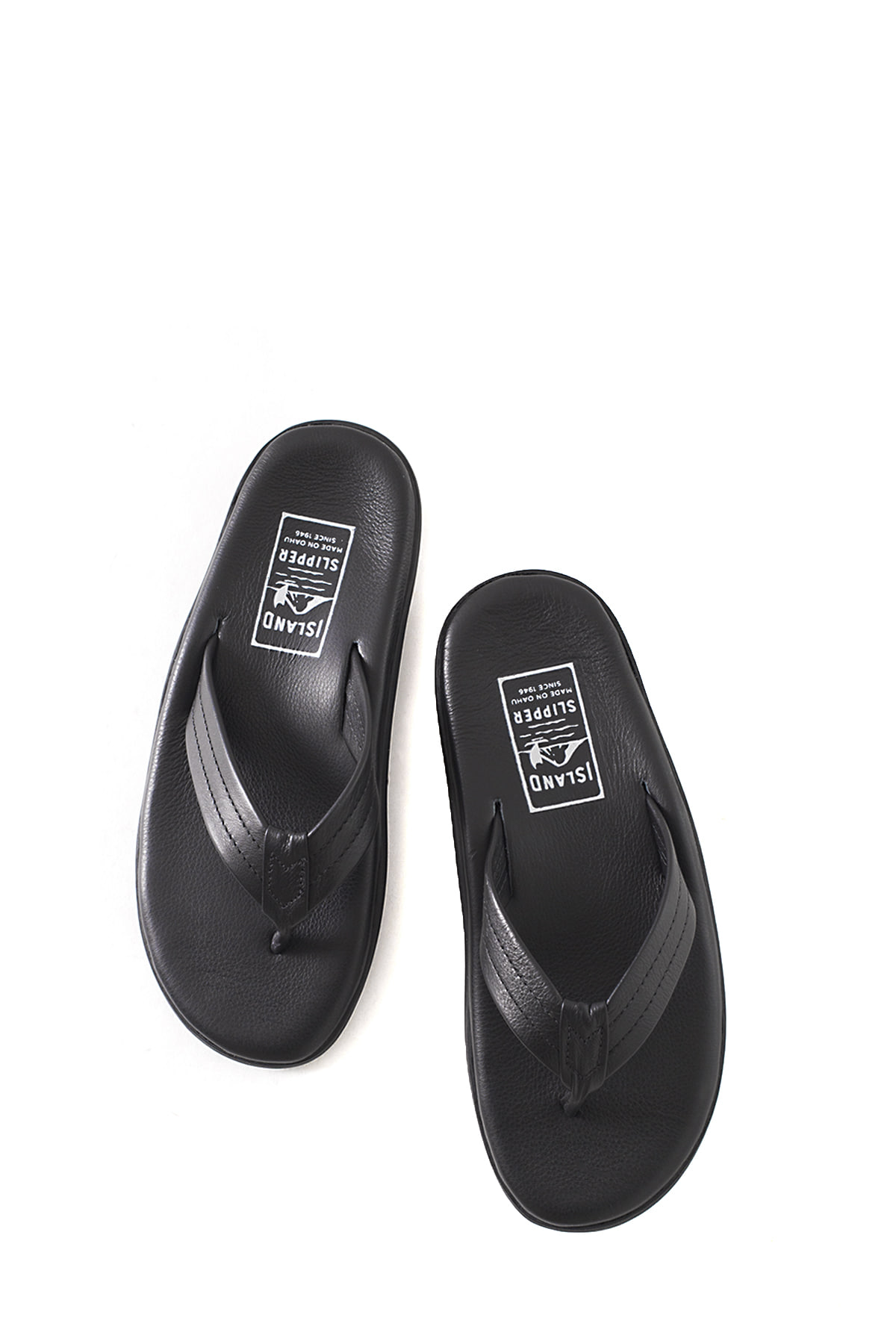 ISLAND SLIPPER : PB202 (Black)