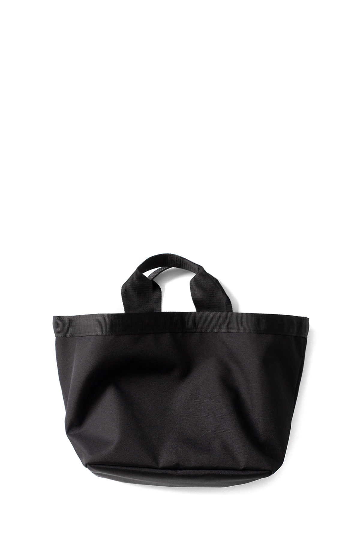 RINEN : Eco Made Canvas Tote Bag (Black)