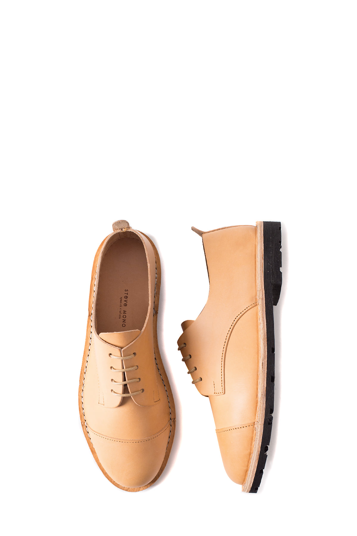 STEVE MONO : Artisanal Shoes 10/03 (Natural)