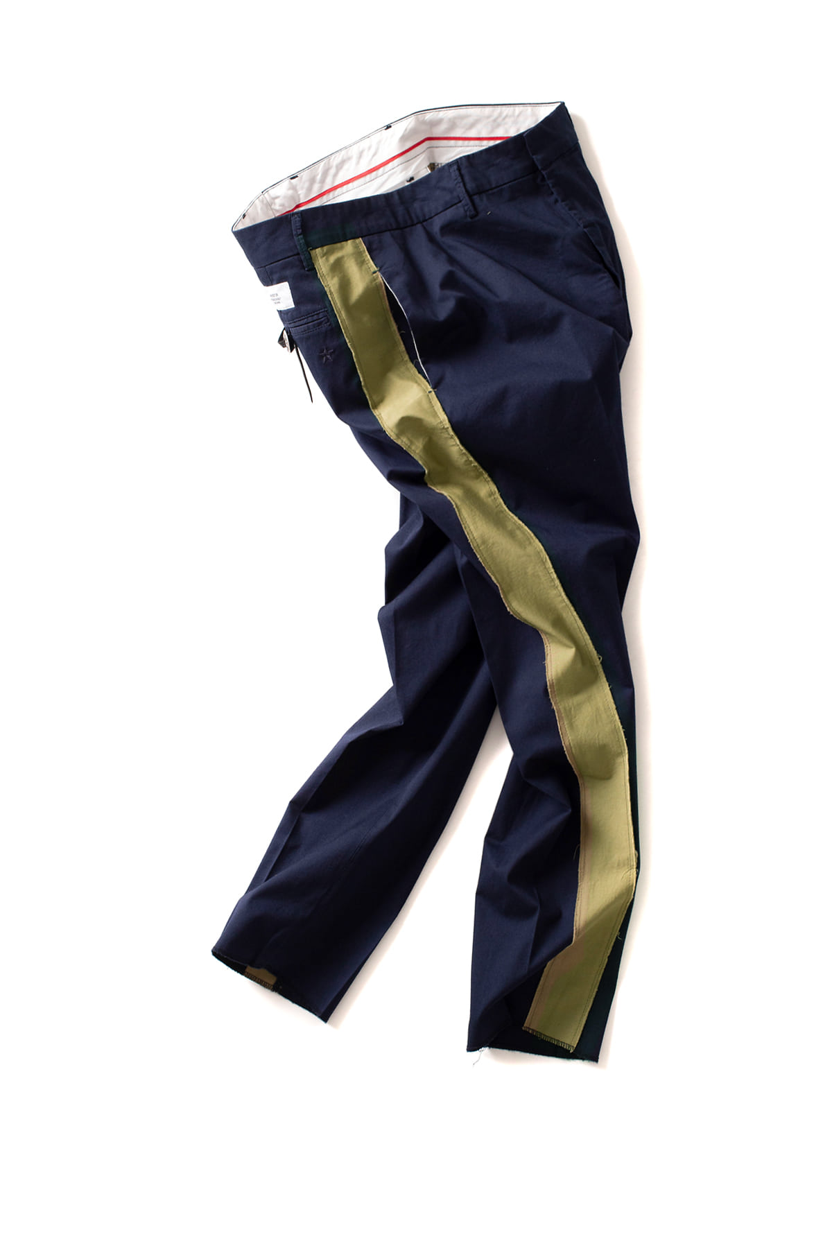 THE EDITOR : Woven Man Trousers 5610 (Navy)