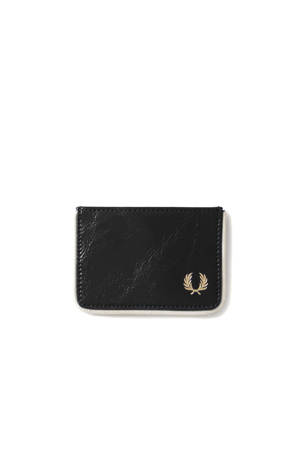 FRED PERRY : Classic Card Holder (Black)