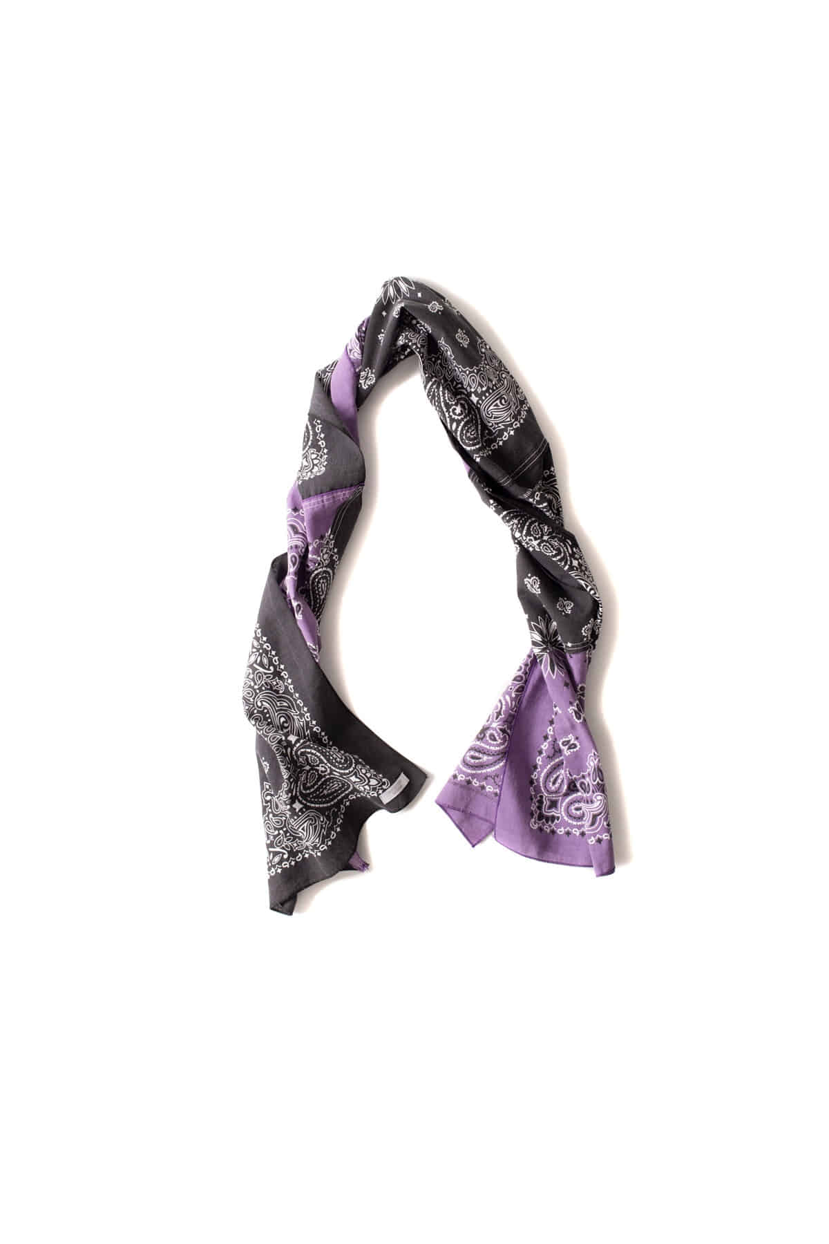 Infielder Design : Bandana Stall Mix3 (Black / Purple)