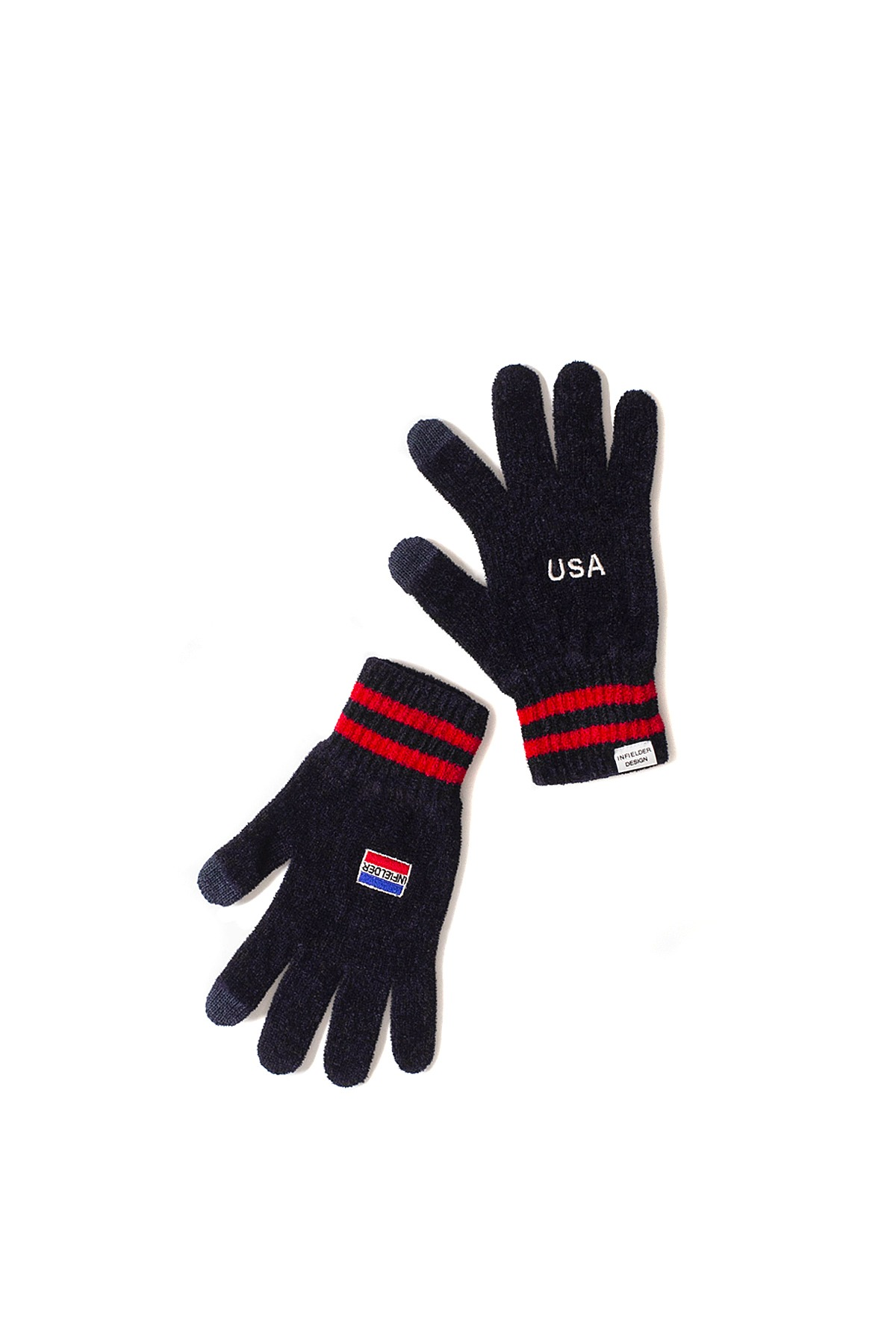 Infielder Design : USA Gloves (Navy)
