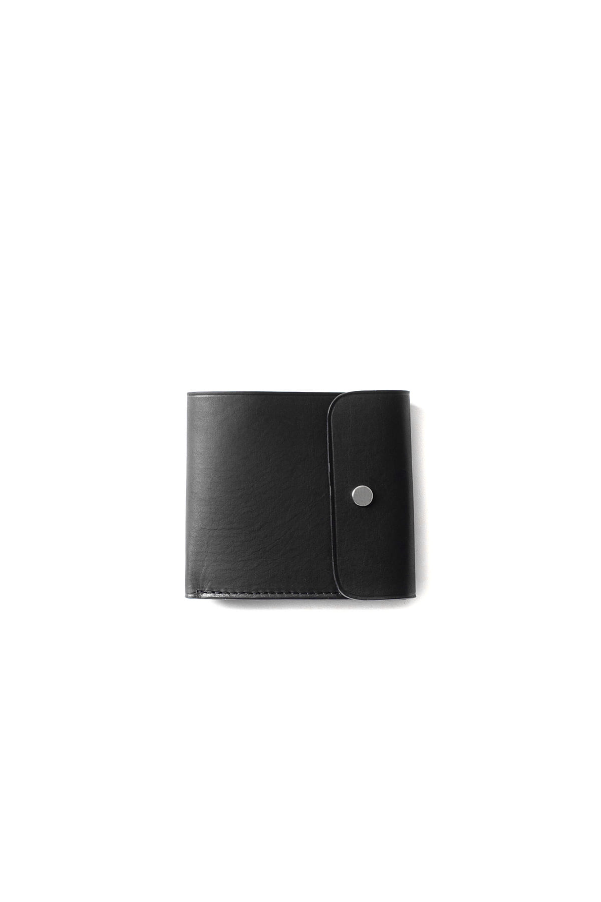 STEVE MONO : 09/6 Classic Pocket Wallet (Black)