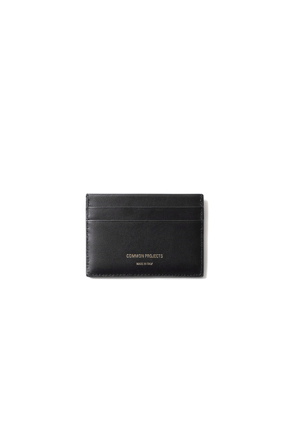 Common Projects : Multi Card Holder (Black)