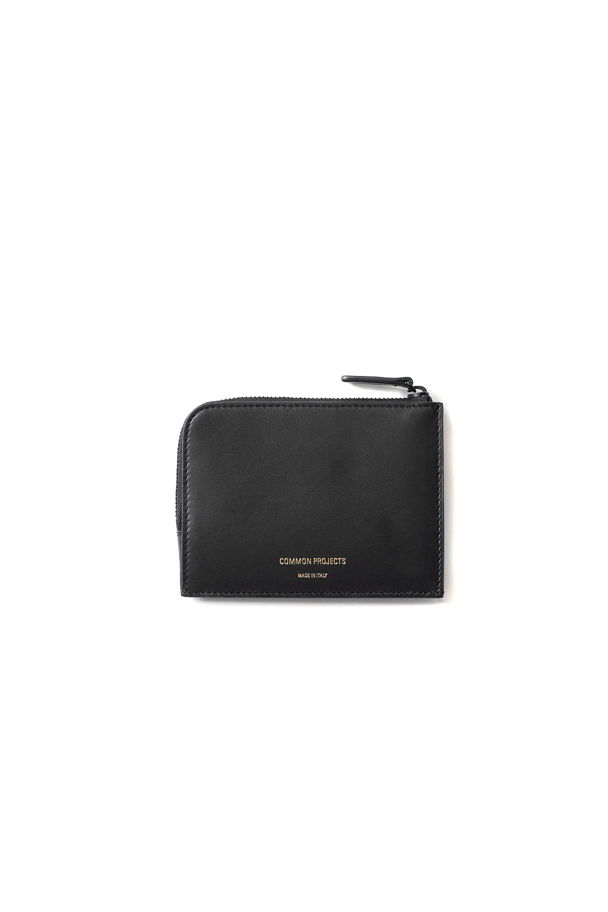Common Projects : Zipper Wallet (Black)