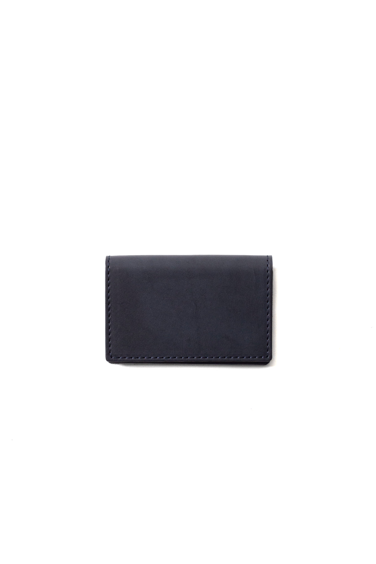 Hender Scheme : Folded Card Case (Navy)