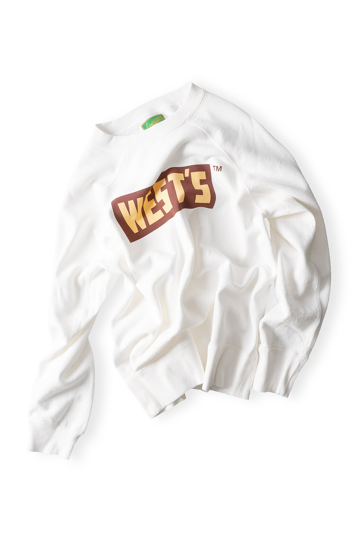 WESTOVERALLS : Wests Crew Sweat (Brown)