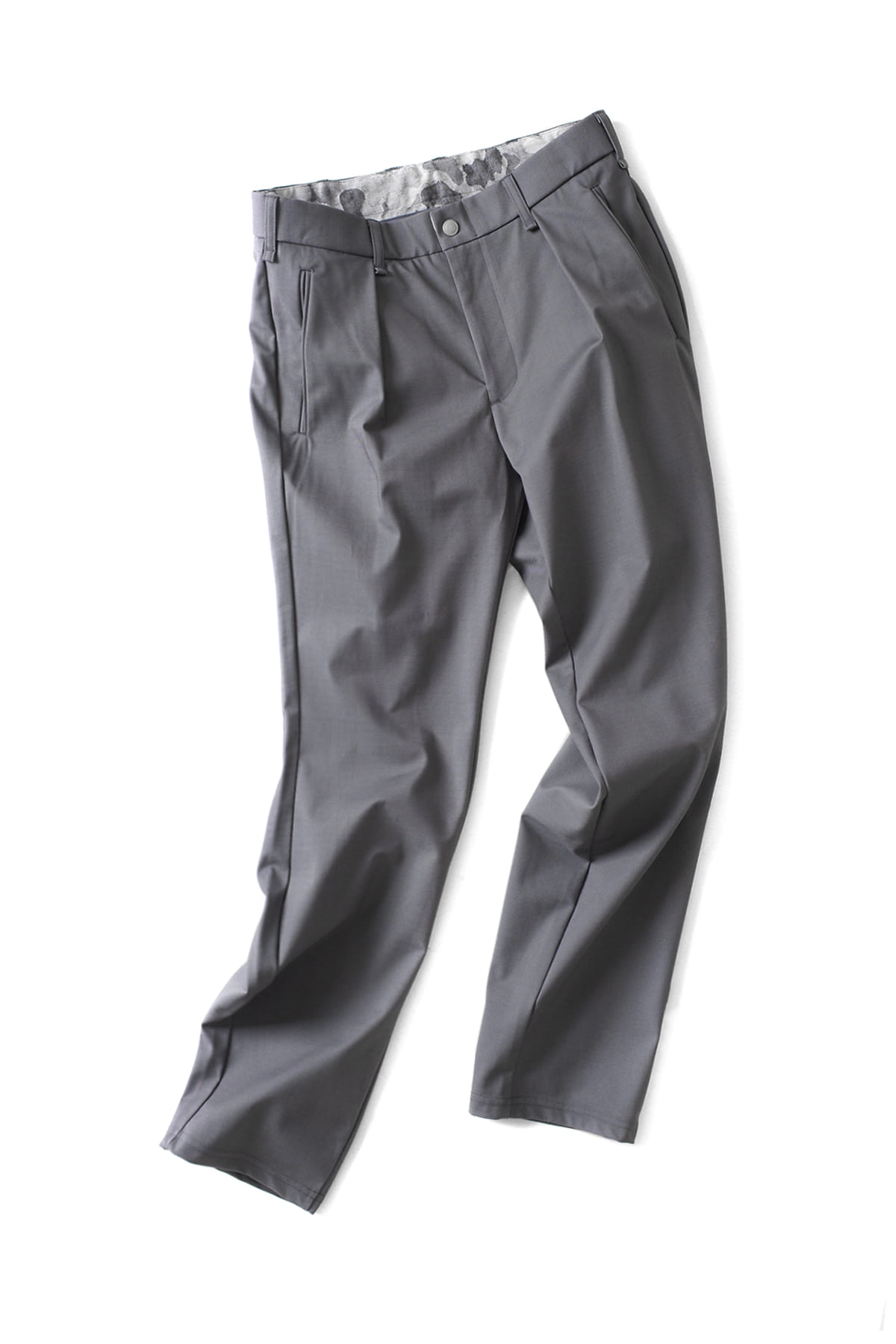 Curly : Bright Trouser (Grey)