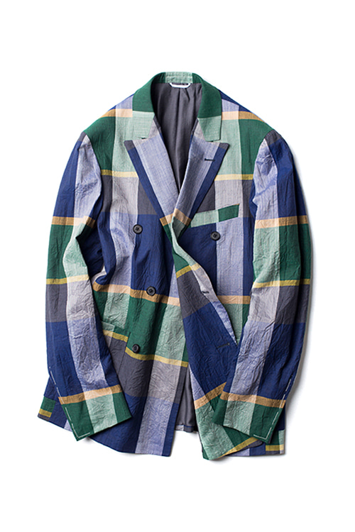 Kenneth Field : New Double Sports Coat (Navy)