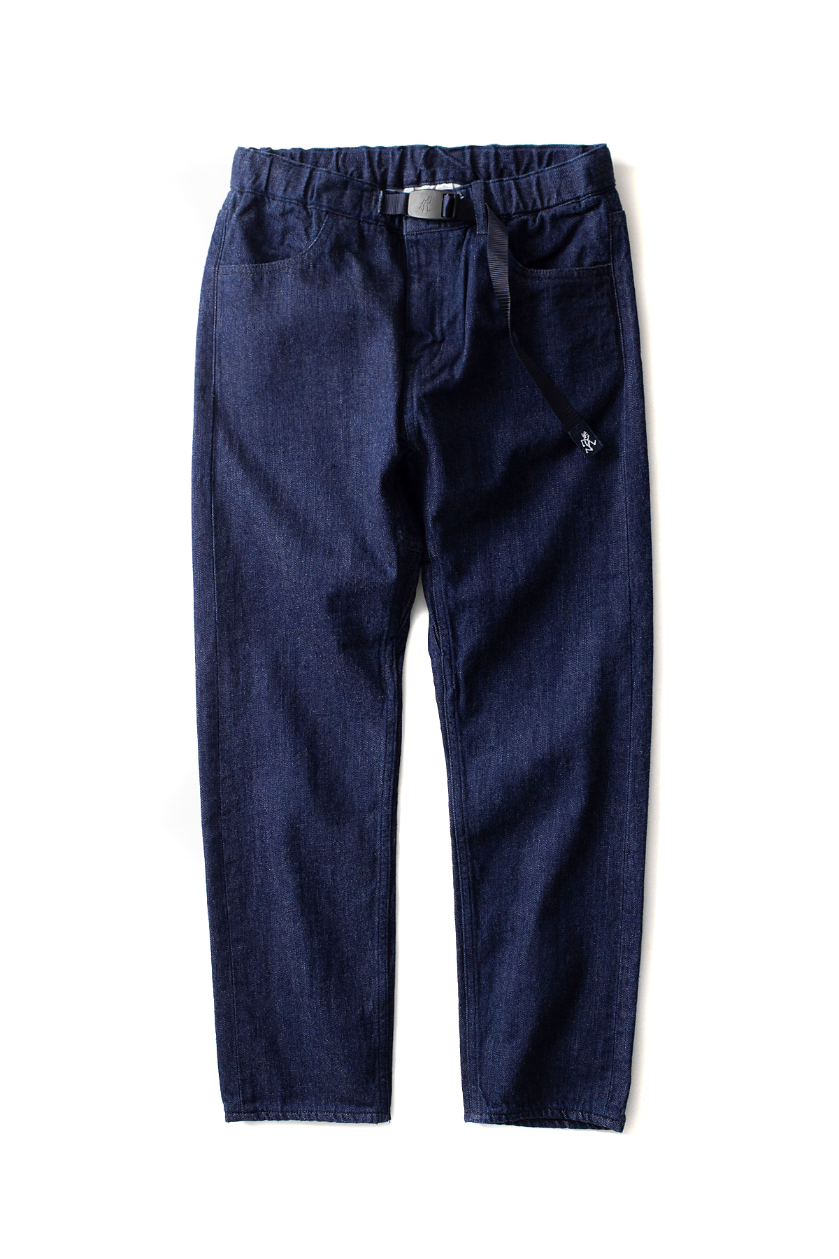 Gramicci x Ordinary fits : Ankle Denim Pants (One Wash)