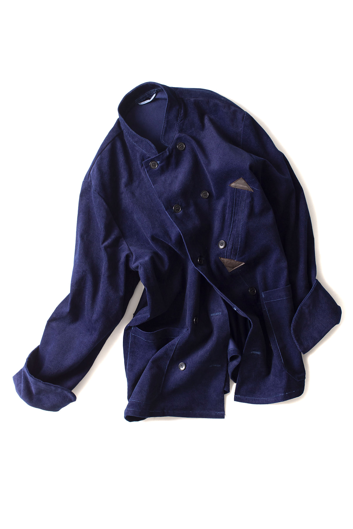 Kenneth Field : Marche Corduroy Jacket (Indigo)