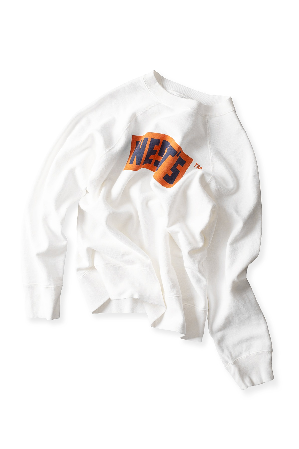 WESTOVERALLS : Wests Crew Sweat (Orange)