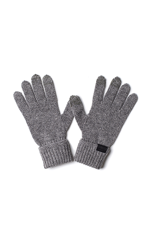 Infielder Design : Cashmere Gloves (Grey)